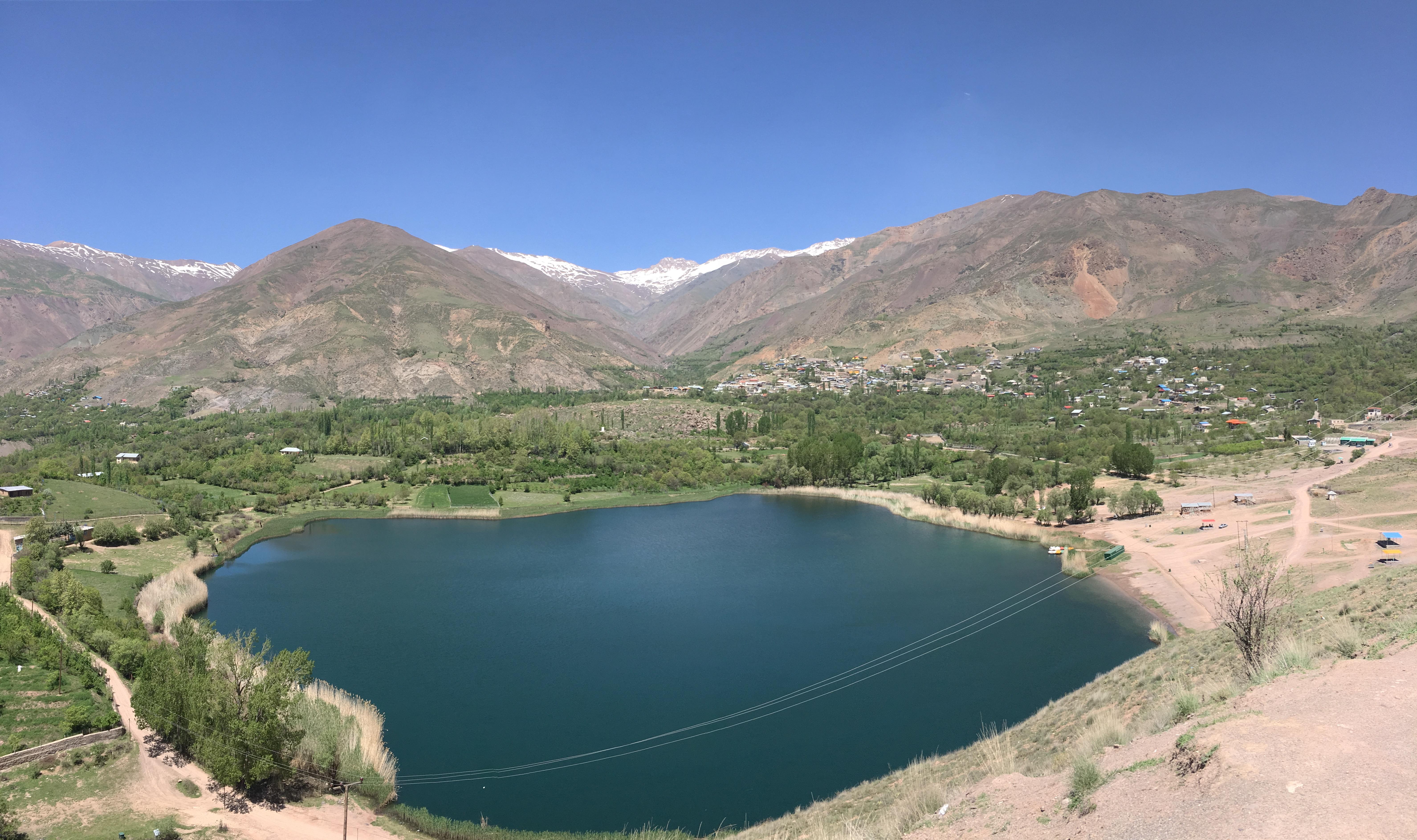 Jezero Ovan