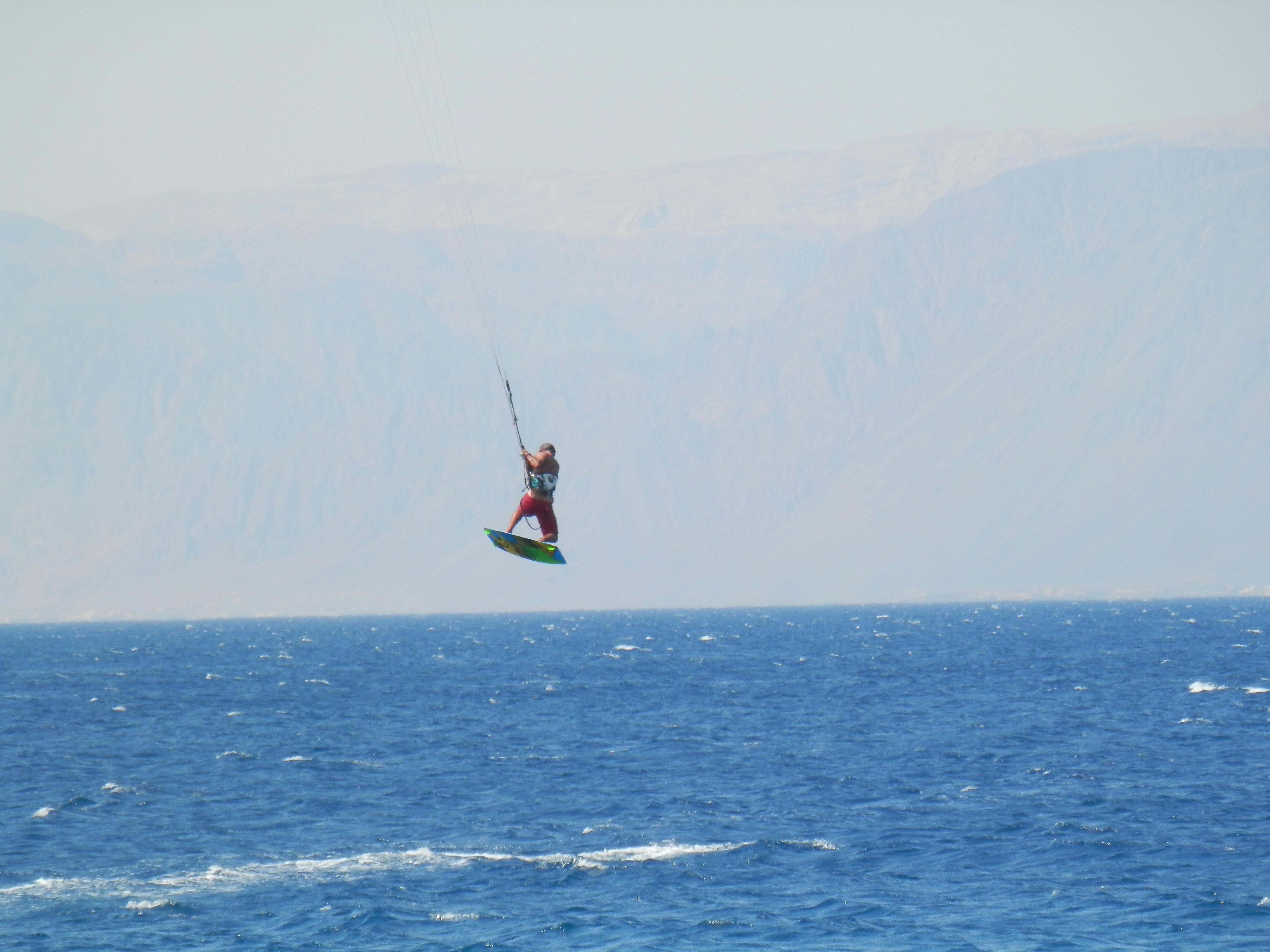 Adrenalin u Rudého moře