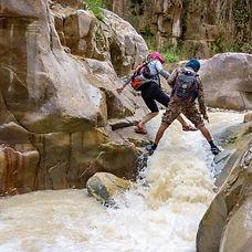 CK HAMIDI: Expedice do Petry - Wadi Bin