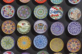 CK HAMIDI outdoorový zájezd do Jordánska: Madabské mozaiky