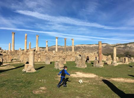Cestopis: zapomenuté Alžírsko, část 3.
