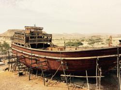 Tradiční stavba lodí