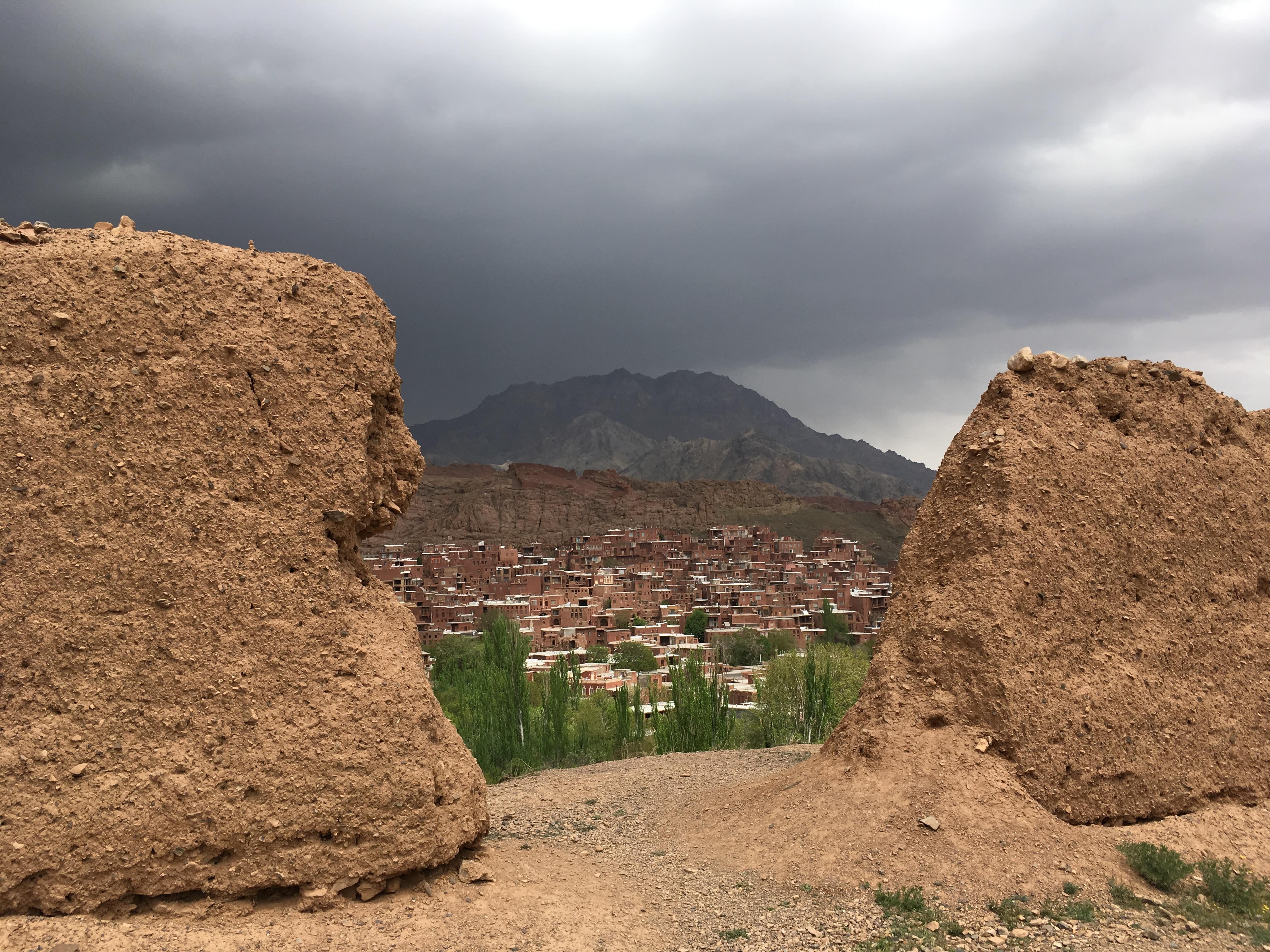 Abynaheh - bouře