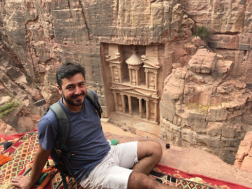 Omar Jamaein - průvodce