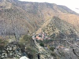Berberské vesnice