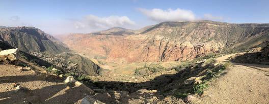 CK HAMIDI outdoorový zájezd do Jordánska: Kings Highway