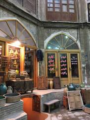 CK HAMIDI To nejlepší z Íránu: Kašán, starý bazar