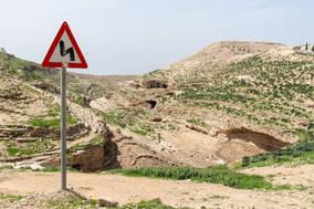 CK HAMIDI outdoorový zájezd do Jordánska: Mukawir