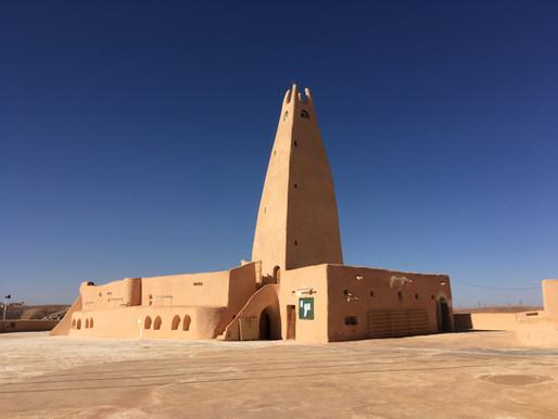 Cestopis: zapomenuté Alžírsko, část 4.