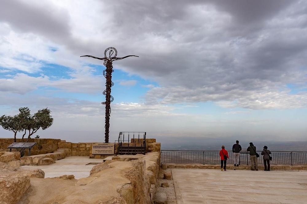 CK HAMIDI: Velký okruh Jordánskem - Hora Nebo