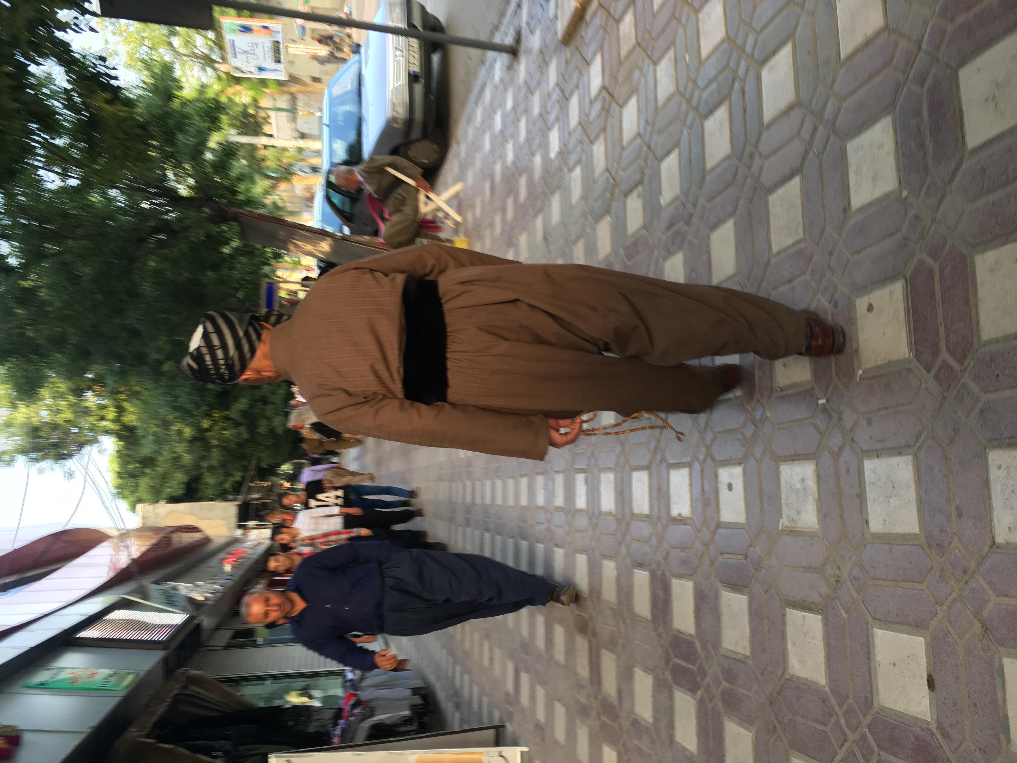 Kurdský outfit