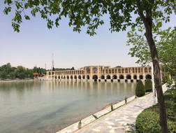 CK HAMIDI To nejlepší z Íránu: Isfahán