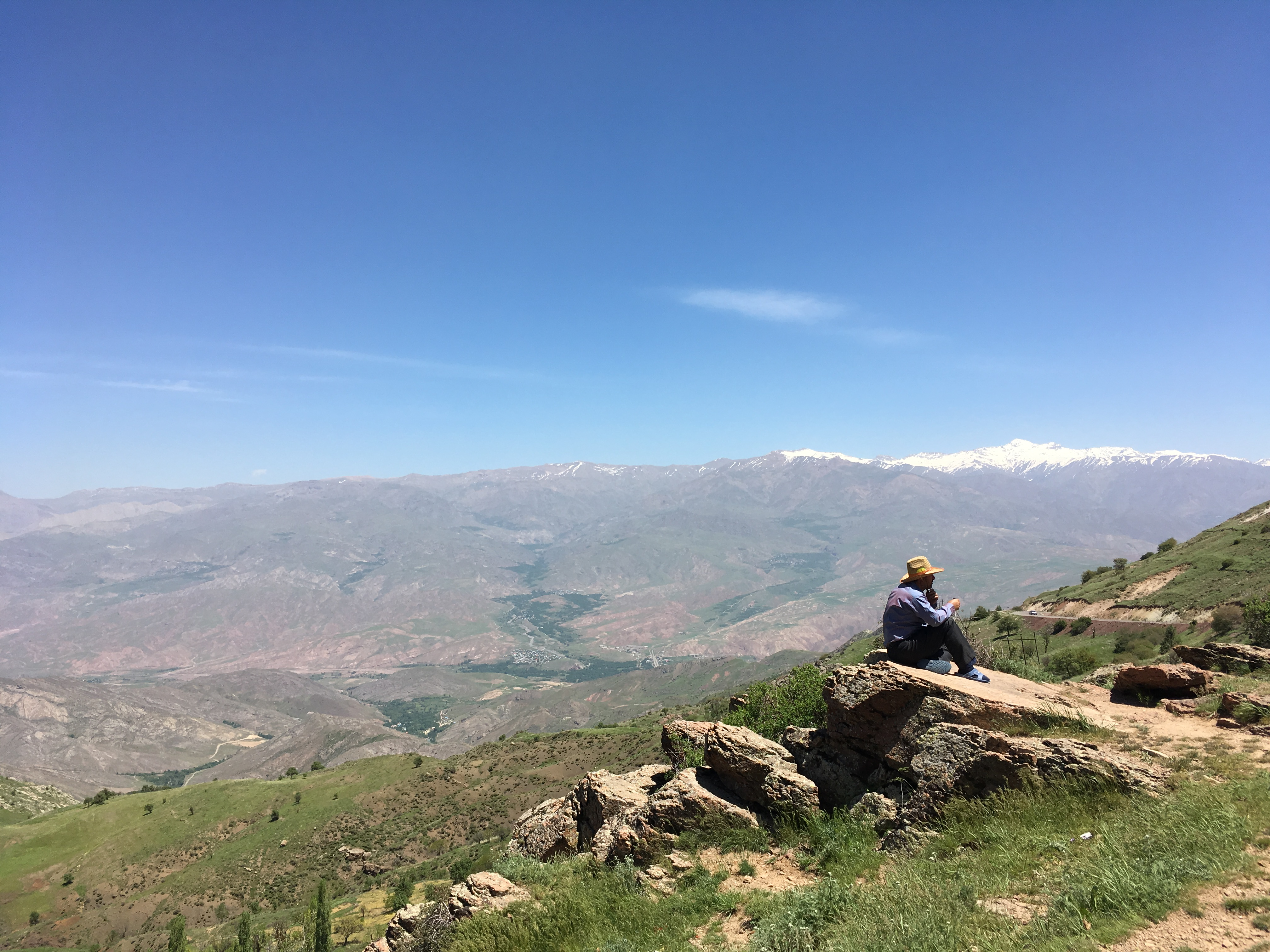 Krajina severního Íránu