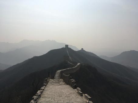 Na skok do Pekingu a na Velkou Čínskou zeď