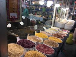 Bazar  jeho nabídka