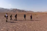 CK HAMIDI outdoorový zájezd do Jordánska: Wadi Dana trek