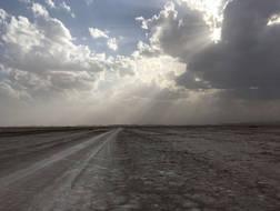 CK HAMIDI - Velký okruh Íránem Solná pláň