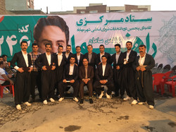 Volební kampaň v Kurdistánu