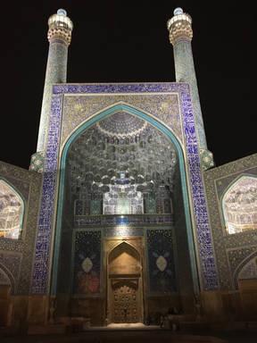 CK HAMIDI - Velký okruh Íránem Isfahán
