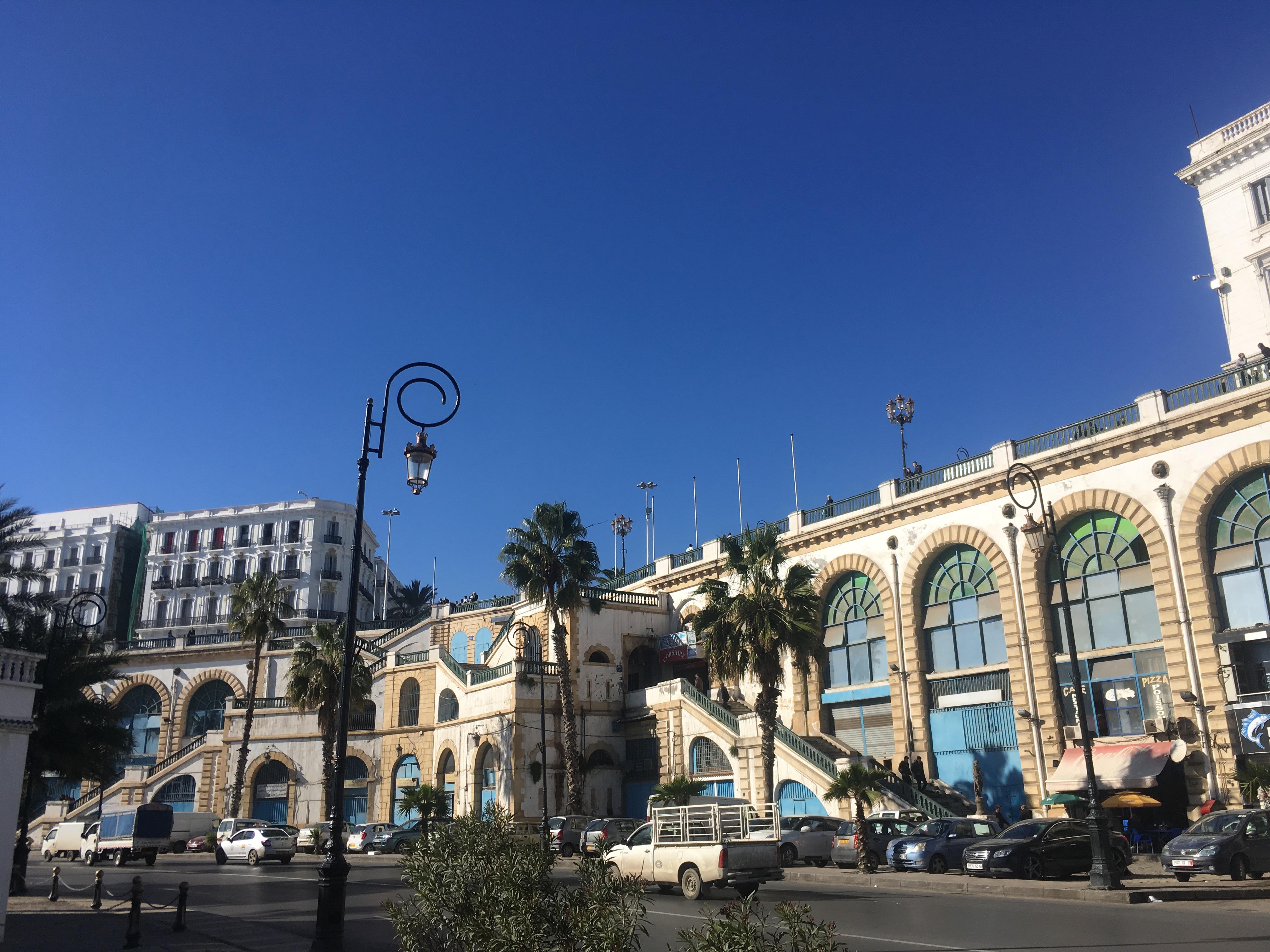 Přístav Alžír