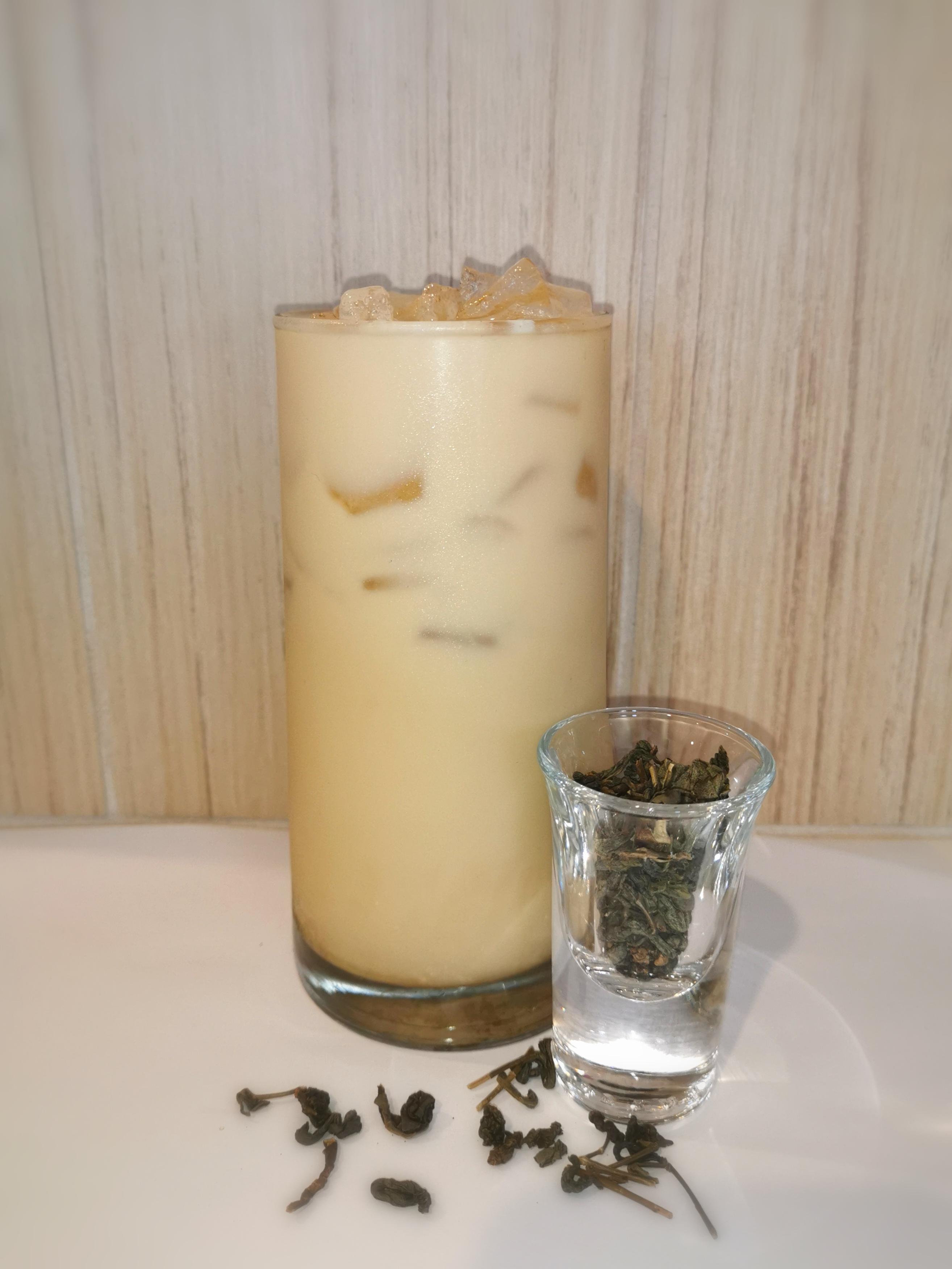 Tie Guan Yin Milk Tea