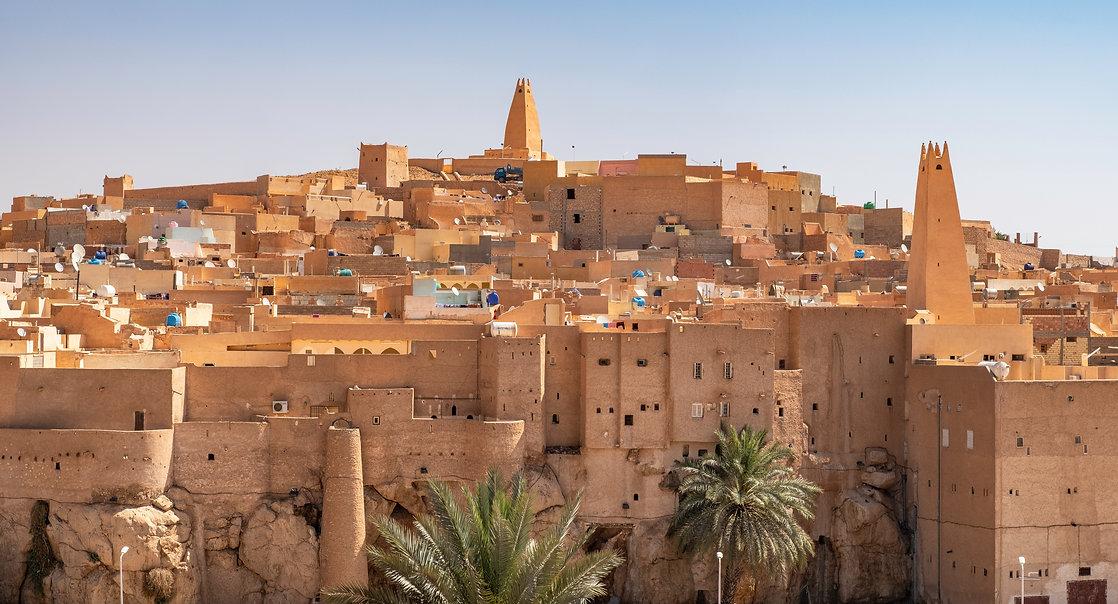 CK HAMIDI: Velký okruh Alžírskem - Ghard