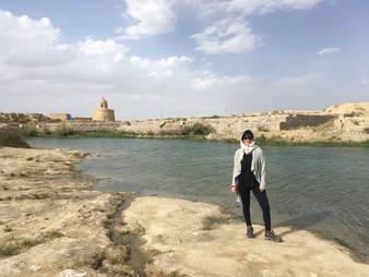 CK HAMIDI To nejlepší z Íránu: Varzaneh