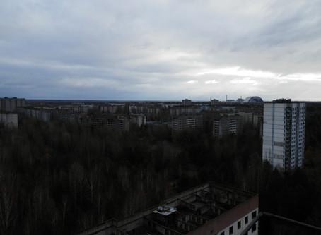 30 let od výbuchu Černobylu. Jak to tam teď vypadá? Část II.