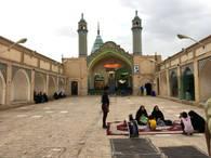 CK HAMIDI - Velký okruh Íránem Kašán