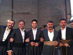 CK HAMIDI - Velký okruh Íránem Předvolební sjezd kurdské strany