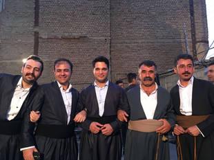 CK HAMIDI To nejlepší z Íránu: Předvolební sjezd kurdské strany