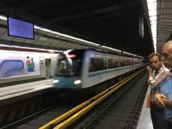 Teheránské metro