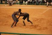 CK HAMIDI: Súdán núbijský zápas