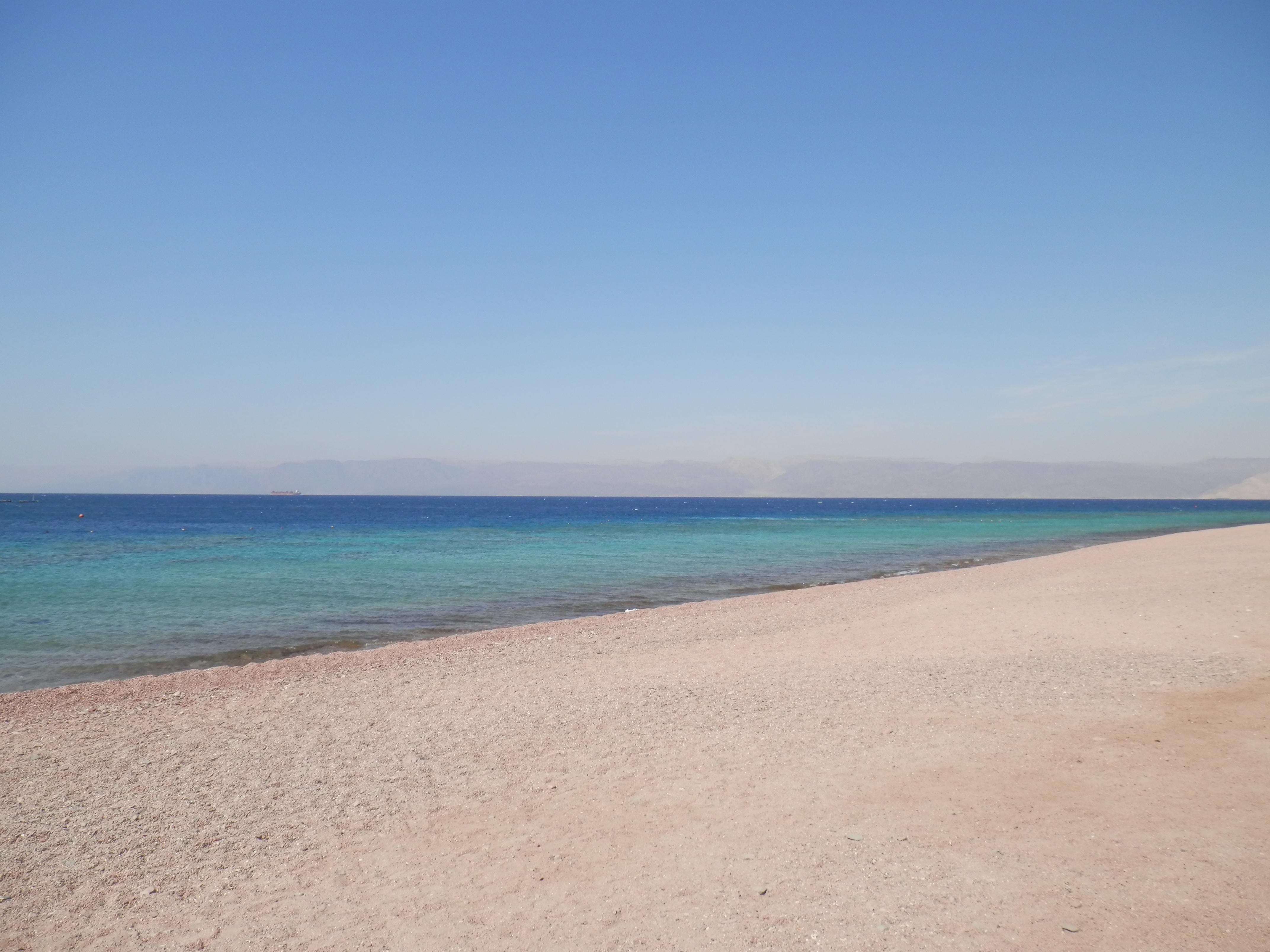 Pláže v Aqabě