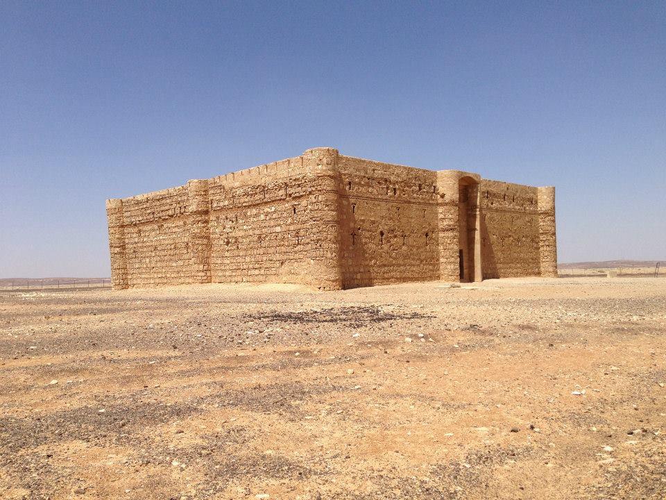 CK HAMIDI: Velký okruh Jordánskem - Kharaná