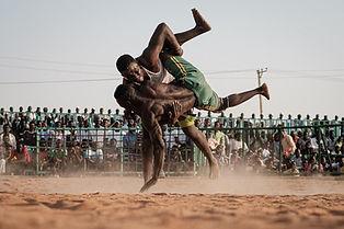 CK HAMIDI Nubijský zápas