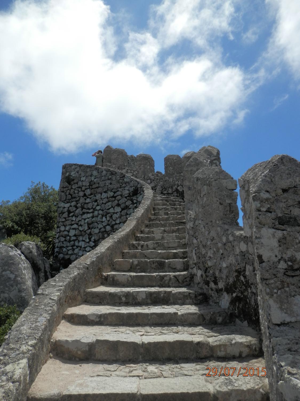 Sintra, Maurský hrad