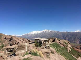 CK HAMIDI - Velký okruh Íránem hrad Alamut