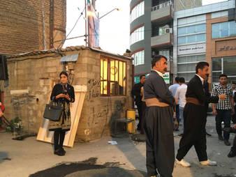 CK HAMIDI - Velký okruh Íránem Kurdské město