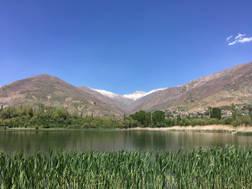 CK HAMIDI - Velký okruh Íránem jezero Ovan