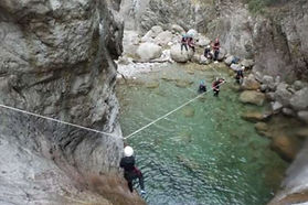 Canyoning Korsika - Travel Planner