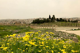 Jerash, Jordánsko