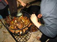 CK HAMIDI outdoorový zájezd do Jordánska: Beduínské barbecue Zerb
