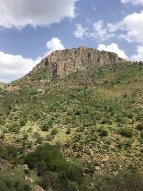CK HAMIDI - Velký okruh Íránem pohoří Alborz