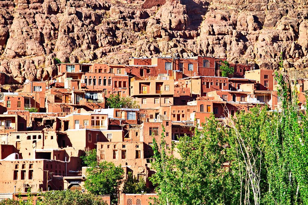 CK HAMIDI: Írán, Abyaneh