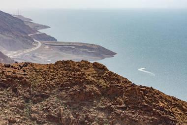 CK HAMIDI poznávací zájezd do Jordánska: Mrtvé moře