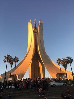 CK HAMIDI informace o Alžírsku