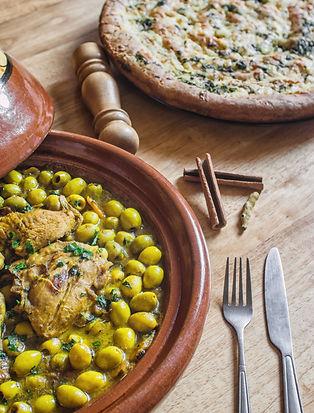 CK HAMIDI - alžírská kuchyně