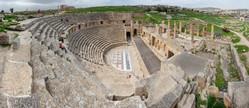 Amfiteátr Jerash