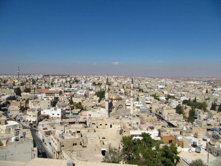 CK HAMIDI: Velký okruh Jordánskem - Madaba